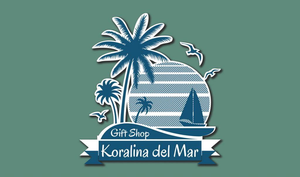 Logo design for a Gift shop
