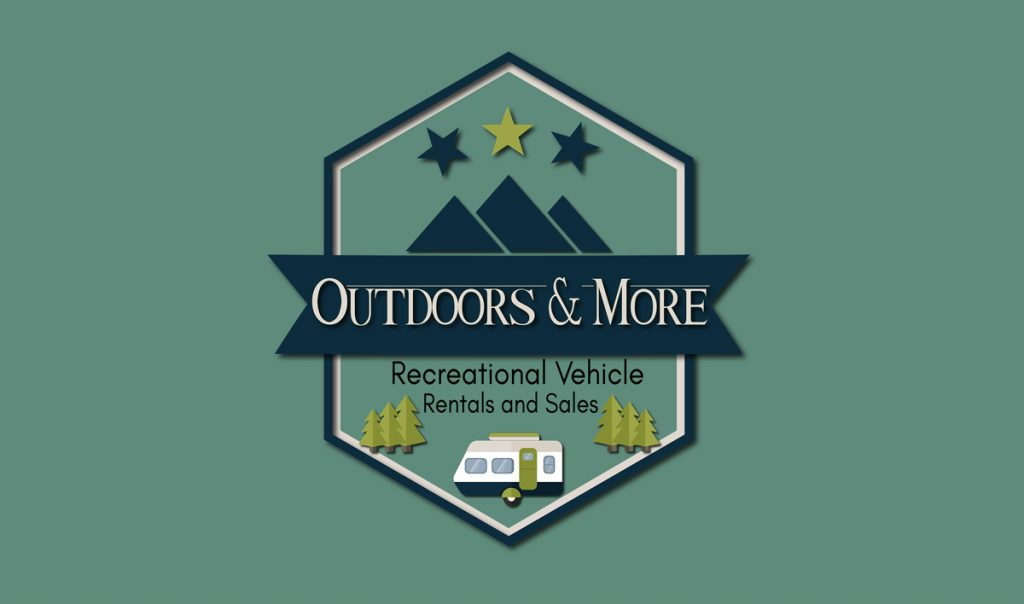 Logo Design for RV Rental & Sales Company