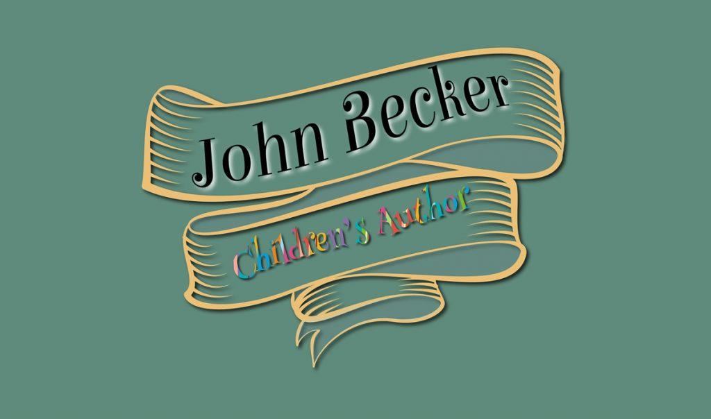 Logo design for the writer of children's books